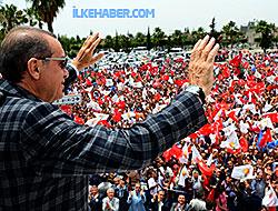 Erdoğan'dan ilk diyalog çağrısı: Temsilcilerinizi seçin, kabul ederim