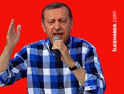 Erdoğan: Çözüm sürecinden asla geri adım atmayacağız