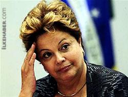 Brezilya lideri protestocularla görüştü