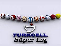 Süper Lig'de Toplu Sonuçlar