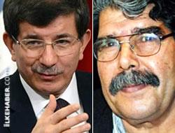 Davutoğlu: Salih Müslim'e net teklifimizi yaptık, dedik ki...