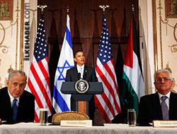 ABD'den İsrail-Filistin açıklaması