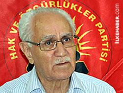 Kemal Burkay'dan Ulusal Kongre iddiası