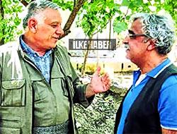 Cemil Bayık Mithat Sancar'a konuştu