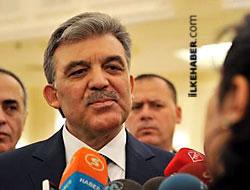 Abdullah Gül: Şu an aktif siyasetin içinde olmayacağım