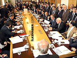BDP hariç, AK Parti, CHP ve MHP 3. maddede anlaştı