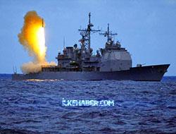 İsrail ve ABD Akdeniz'de füze denemesi yaptı