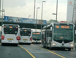 Metrobüs'te 'aktarma' kaldırıldı