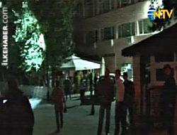 Emniyet binalarına roketli saldırı