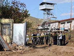 Firar eden PKK'liler yakalandı
