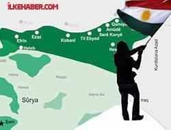 'Rojava'yı 6 ülke dikkatle izliyor'