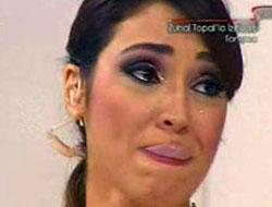 Bayan izdivaç canlı yayında ağladı