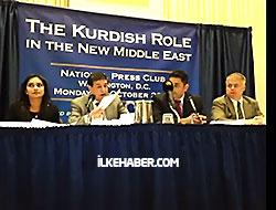 Washington'da Kürt Konferansı yapıldı.