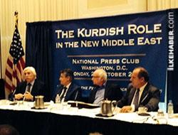 Washington'da ilk Kürt konferansı yapıldı