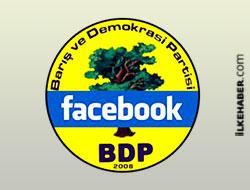 Facebook, BDP'nin yasağını kaldırdı