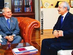 Kılıçdaroğlu, ABD Büyükelçiliği'nde