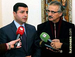 BDP heyeti, YNK heyeti ile görüştü