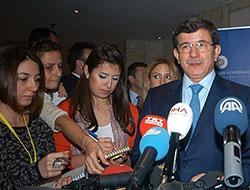 Davutoğlu: Suriye'de rejim ile IŞİD işbirliği içinde