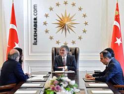 HDP Eşbaşkanları Cumhurbaşkanıyla görüştü