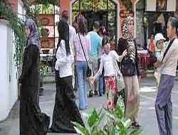 Vize kalktı turist sayısı ikiye katlandı