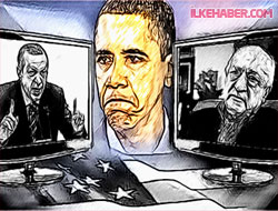 Gülen cemaati ve AKP geriliminde ABD hangi tarafta?