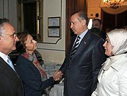Erdoğan'dan Osman Ertuğrul'un eşine taziye ziyareti