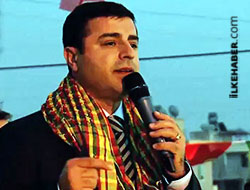 Demirtaş: CHP olmuş Cemaat Halk Partisi!