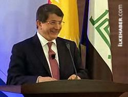 Ahmet Davutoğlu Kürtçe konuştu