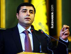 Demirtaş: Ortak vatan için HDP'deyiz