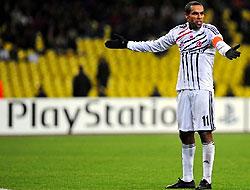 Beşiktaş Moskova'da da kayıp!