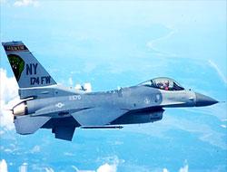 Amerikan savaş uçakları Irak'ta devriye uçuşlarına başladı