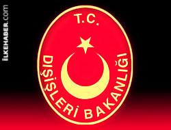 Dışişleri Bakanlığı, Taraf'ın iddiasını yalanladı
