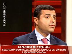 Erdoğan: 305, Ekmeleddin + Demirtaş: 0