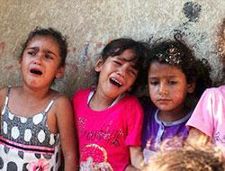 İsrail, plajda oynayan çocukları katletti