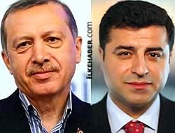 Demirtaş'tan Erdoğan'a tebrik telefonu