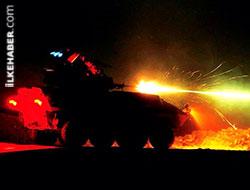 IŞİD, Mahmur ve Güver'e gece saldırdı
