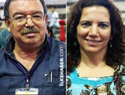 DTK'nin yeni eş başkanları Hatip Dicle ve Selma Irmak