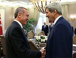 Kerry koalisyon için Ankara'ya geldi ama...