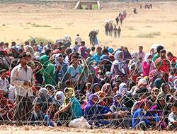 Türkiye sınırı Rojavalılara açıldı