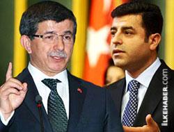 Davutoğlu ile Demirtaş yarın görüşecek