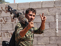 Times: Zafer kazanan Kürtler Rakka'ya ilerlemeye hazır