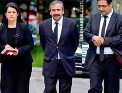 HDP heyeti, Öcalan'ın Newroz mesajı için İmralı'ya gitti