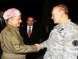 Barzani ile Dempsey Hewlêr'de görüştü