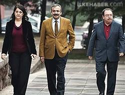İmralı Heyeti: 2 gün önce Öcalan'la görüştük