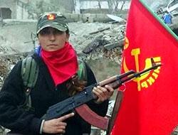 MLKP üyesi Sibel Bulut, Kobani'de yaşamını yitirdi