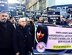 PAK İran'daki idamları protesto etti