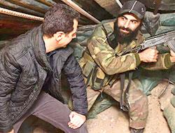 Esad yeni yıla cephede girdi