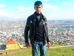 Cizre'de 14 yaşındaki genç kalbinden vuruldu