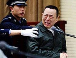 Çin'de holding patronu idam edildi