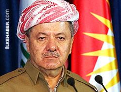 Barzani: Kürdün kanı Kürdün eliyle dökülmemeli